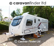 Swift Conqueror 645 2013 caravan