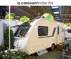 Swift Fairway 442 2013  Caravan Thumbnail