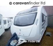 Swift Archway Sport Twywell 2014 caravan