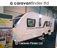 Swift Challenger GTS 554 2014 caravan
