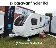 Swift Challenger 570 SE 2014 caravan