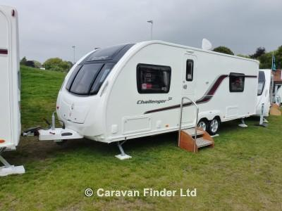 Swift Challenger 620 SE 2014  Caravan Thumbnail