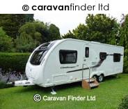 Swift Challenger 625 SE 2014 caravan