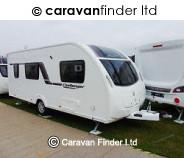 Swift Challenger Sport 524 caravan