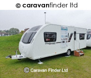Swift Challenger 586 2014 caravan