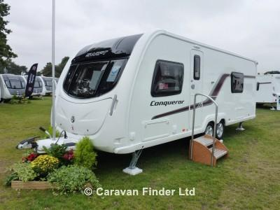 Swift Conqueror 630 2014  Caravan Thumbnail