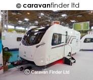 Swift Elegance 580 2014 caravan
