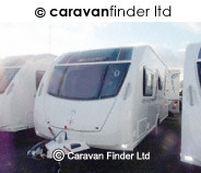 Swift Expression 524 2014 caravan