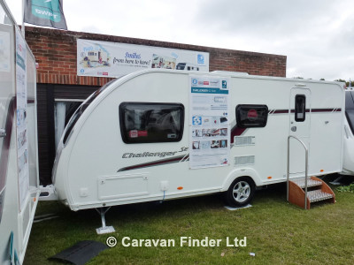 Swift Challenger 530 SE 2015  Caravan Thumbnail
