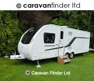 Swift Challenger 645 SE 2015 caravan