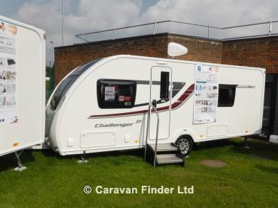 Swift Challenger SE 565 2015  Caravan Thumbnail