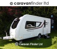 Swift Conqueror 480 2015 caravan