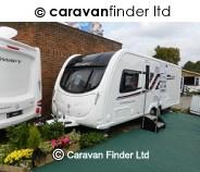 Swift Conqueror 645 2015 caravan