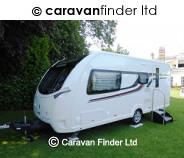 Swift Elegance 530 2015 caravan
