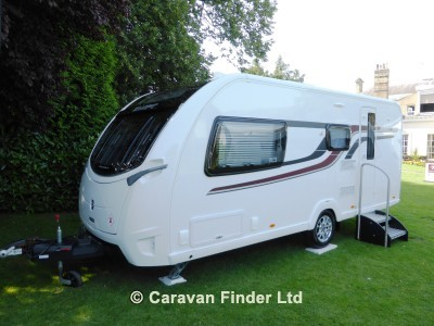 Swift Elegance 530 2015  Caravan Thumbnail
