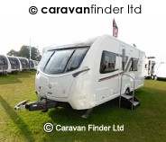 Swift Elegance 570 2015 caravan