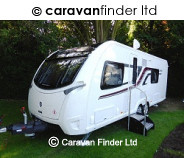 Swift Elegance 630 2015 caravan