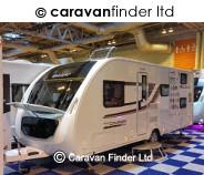 Swift Ace Courier 2016 caravan