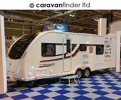 Swift Ace Pioneer 2016  Caravan Thumbnail