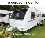 Swift Challenger hi-style 530 2016 caravan
