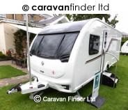 Swift Challenger 580 2016 caravan