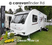 Swift Challenger 590 2016 caravan