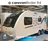Swift Challenger 640 2016 caravan