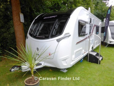 Swift Conqueror 565 2016  Caravan Thumbnail