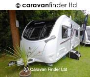 Swift Conqueror 565 2016 caravan