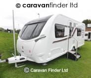 Swift Conqueror 570 2016 caravan