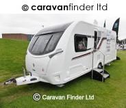 Swift Conqueror 580 2016 caravan