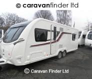Swift Conqueror 650 2016 caravan