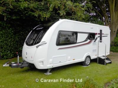 Swift Elegance 530 2016  Caravan Thumbnail