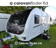 Swift Challenger 580 2017 caravan