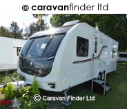 Swift Challenger 635 histyle  2017 caravan