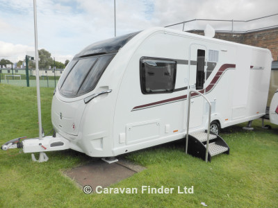 Swift Conqueror 580 2017  Caravan Thumbnail