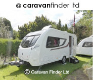 Swift Elegance 480 2017 caravan