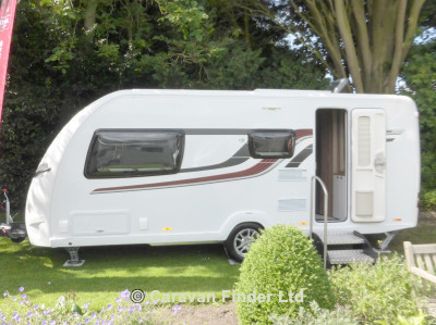 Swift Elegance 530 2017  Caravan Thumbnail