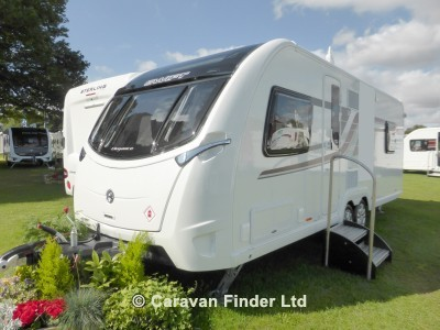 Swift Elegance 650 2017  Caravan Thumbnail