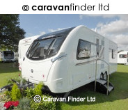 Swift Elegance 650 2017 caravan
