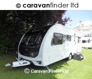 Swift Challenger 590 Lux Pack 2018 caravan