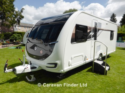 Swift Conqueror 560 2018  Caravan Thumbnail