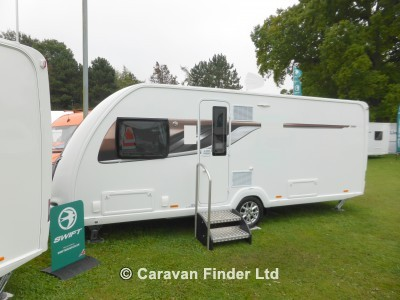 Swift Conqueror 580 2018  Caravan Thumbnail