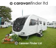 Swift Conqueror 630 2018 caravan