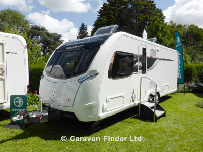 Swift Elegance 645 2018  Caravan Thumbnail