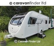 Swift Freestyle S4  EB 2018 caravan