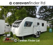 Swift Charisma 630 2018 caravan