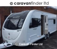 Swift Sprite Vogue 635 EB 2018 caravan
