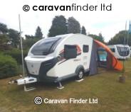 Swift Basecamp Plus 2019 caravan