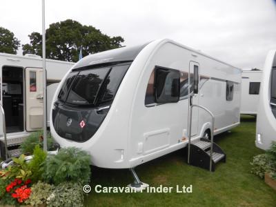 New Swift Challenger 560 2019 touring caravan Image